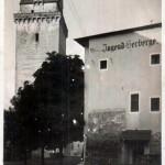 Alte Ansichtskarte, vermutlich 1930er