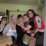 Girls im Aufenthaltsraum